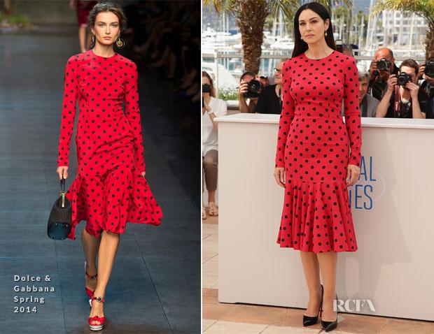 Monica-Bellucci-In-Dolce-Gabbana-La-Meraviglie-Cannes-Film-Festival-Photocall