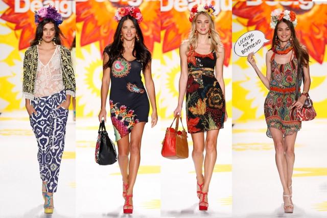 Decir algo bonito desigual bcn fashion place - Place des tendances desigual ...