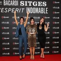 Elena Furiase, _rsula Corbero y Andrea Duro
