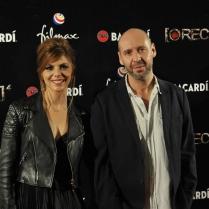 Jaume Balagueró y Manuela Velasco__