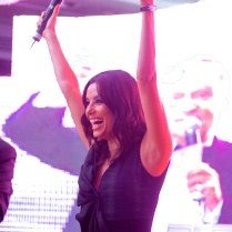 The 5th annual Global Gift Gala hosted by Honorary Chair, Eva Longoria at Four Seasons Hotel, London.