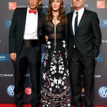 Dr. Clotet, M. Antonia Rodriguez, Carles Sans