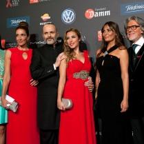 Lidia Torrent, Elsa Anka, Miguel Bosé, Gisela, Mónica Pérez, Alberto Cerdán