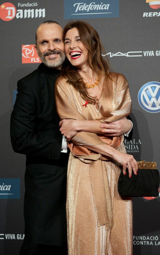Miguel Bosé, Raquel Sanchez Silva
