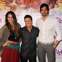 Mireia Canalda, Ivan Mañero, Felipe Lopez