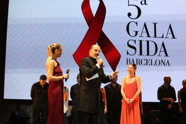 SalaOval_Martina Klein, Miguel Bosé, Sara Baras