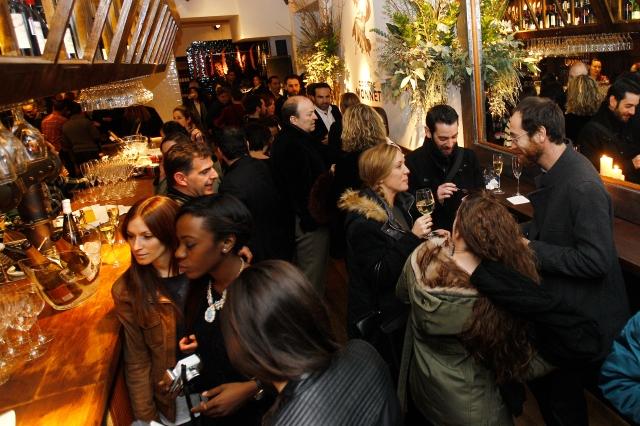 Restaurante Basílico. Av Paral.lel de Barcelona