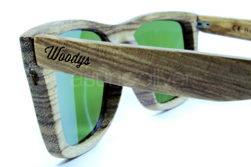 gafas de sol ray ban madera