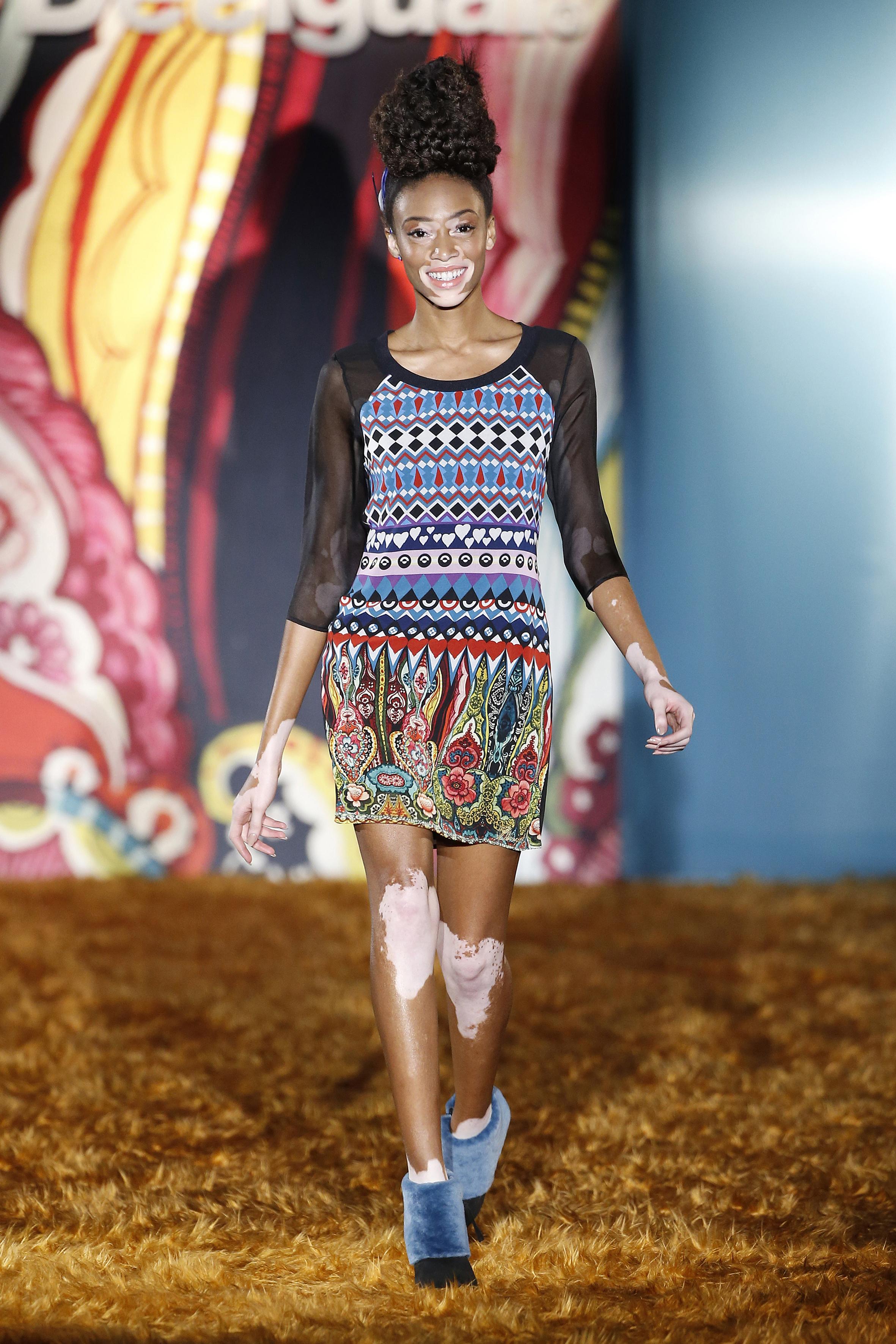 Inma cuesta bcn fashion place - Place des tendances desigual ...