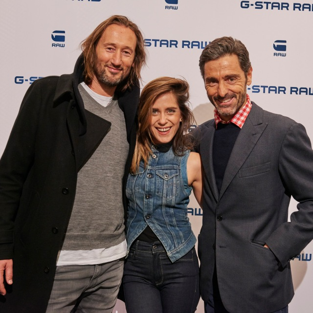 G-Star Store opening Barcelona