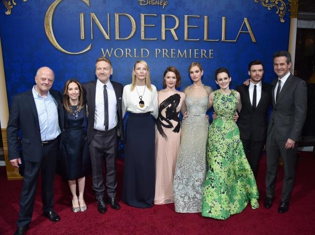 "World Premiere Of Disney's Live-Action ""Cinderella"""