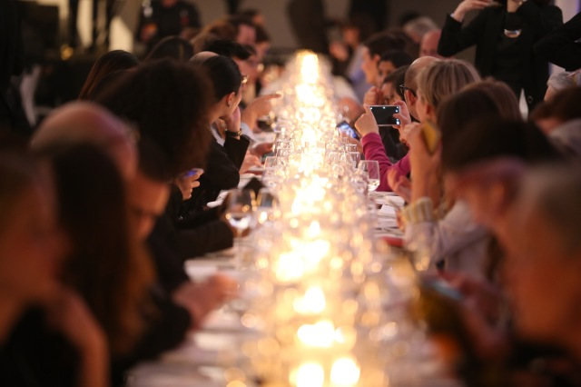 Calvin Klein Watches & Jewelery Host Private Dinner At Baselworld 2015