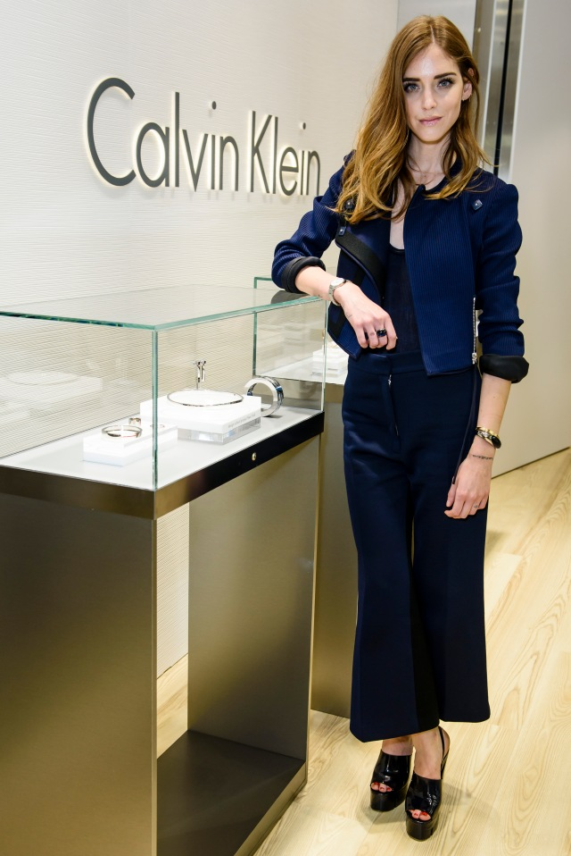 Calvin Klein Watches & Jewelery Booth At Baselworld 2015