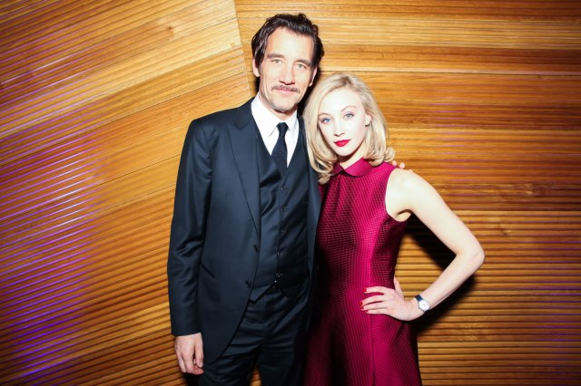 Clive_Owen_and_Sarah_Gadon_wearing_a_Jaeger-LeCoultre_Rendez-Vous_Night_...