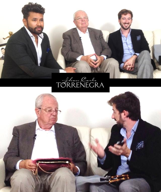 LOEWE Y JHAN CARLO TORRENEGRA