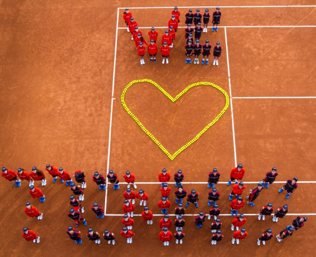 We Love Tennis Mango