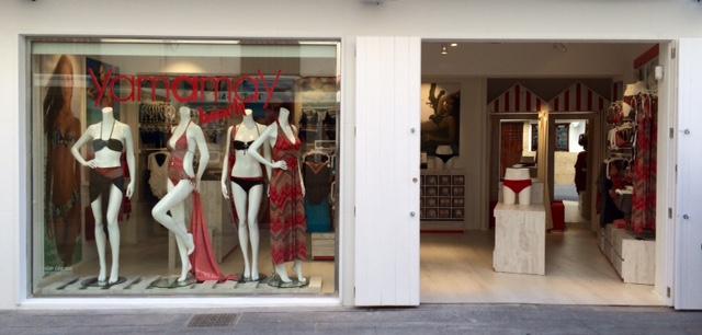 Yamamay Beach Ibiza_fachada