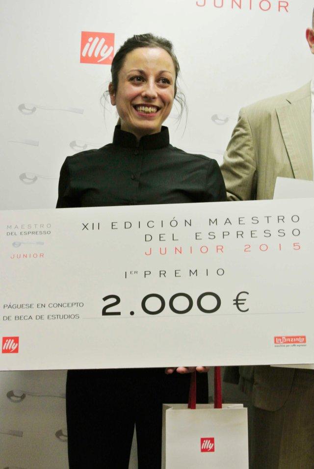 Ganadora_Victoria Lozano