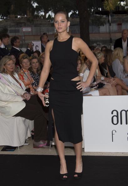 Celebrity Sightings At Amber Lounge Fashion Monaco 2012 - May 25, 2012