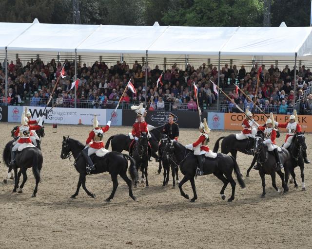 Windsor Horse Show Friday 15.05.15