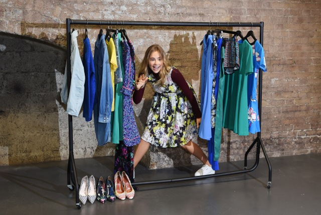 LONDON, ENGLAND - JULY 23:  Suki Waterhouse poses at the Amazon Fashion Photography Studio, which opened on July 23, 2015 in London, England. Suki will be the first model to shoot in the studio as the face of Amazon FashionÕs Autumn/Winter 15 campaign.  (Photo by David M. Benett/Dave Benett/Getty Images for Amazon Fashion) *** Local Caption *** Suki Waterhouse