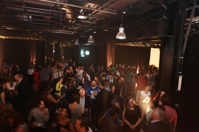 LONDON, ENGLAND - JULY 23:  A general view of the atmosphere at the Amazon Fashion Photography Studio launch party, which opened on July 23, 2015 in London, England.  Guest of honour was Suki Waterhouse, Amazon Fashion face for AW15 and special guest DJ, Jack Guinness.  (Photo by David M. Benett/Dave Benett/Getty Images for Amazon Fashion)