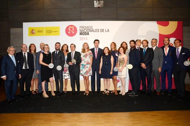 Andres Sarda Premio Nacional al diseñador por Trayectoria