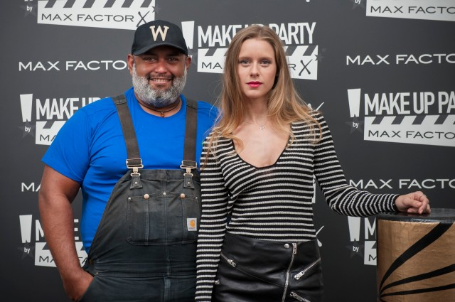 Manuela Vell+®s_Lewis Amarante Max Factor Make Up Party 3