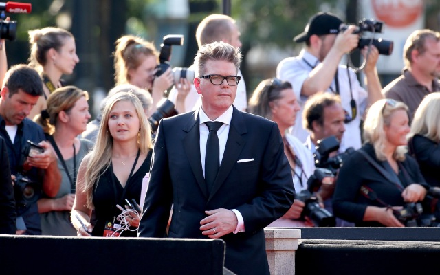 VIENNA, AUSTRIA - JULY 23: Christopher McQuarrie during the world premiere of 'Mission: Impossible - Rogue Nation' at the Opera House (Wiener Staatsoper) on July 23, 2015 in Vienna, Austria.  (Photo by Monika Fellner/Getty Images for Paramount Pictures International)