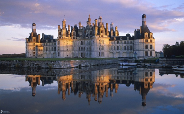 castillo-de-chambord