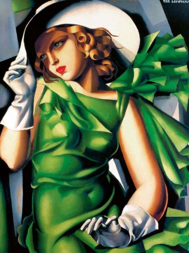 lempicka-la-jeune-fille-en-vert