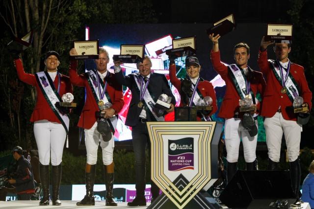 4_CSIO Barcelona 2015_Bélgica Ganadores Final Furusiyya