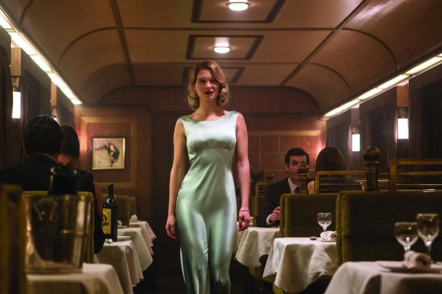 Lea Seydoux in Metro-Goldwyn-Mayer Pictures/Columbia Pictures/EON Productions? action adventure SPECTRE.