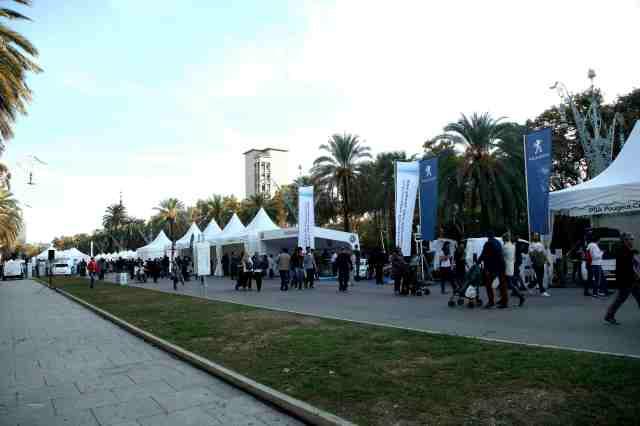Exito de asistencia a la 5ª edicion de EXPOELECTRIC celebrada en Barcelona los 17 y 18 de octubre 2015. foto: M.J. Rasero y R. Duaso