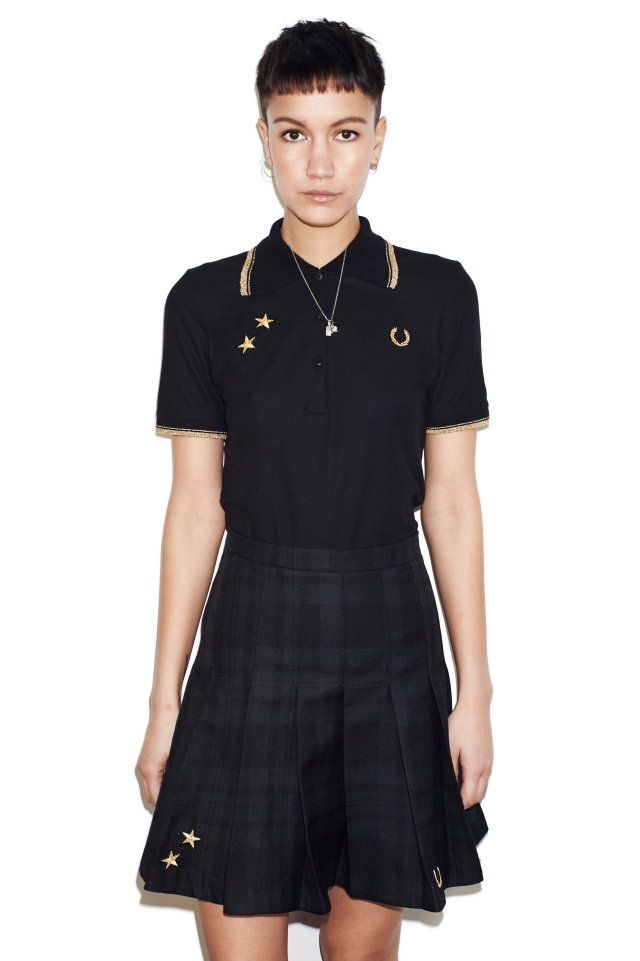 Fred Perry x Bella Freud VI