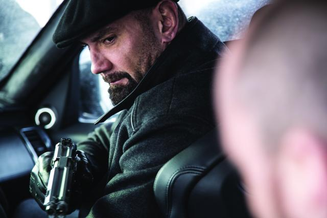 Dave Bautista in Metro-Goldwyn-Mayer Pictures/Columbia Pictures/EON Productions? action adventure SPECTRE.