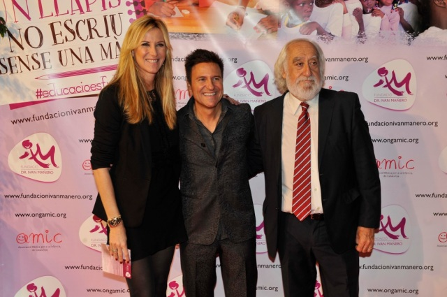 Alejandra Prat, Ivan Mañero, Josep Maldonado