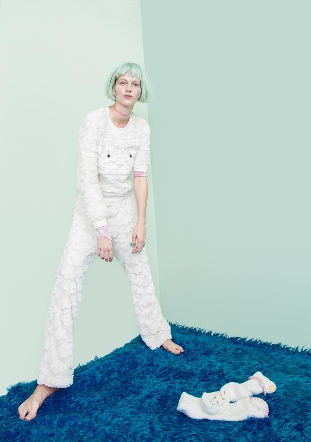 Lookbook sleepwear Oysho by Ernesto Artillo  (1)