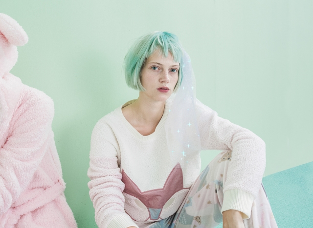 Lookbook sleepwear Oysho by Ernesto Artillo  (8)
