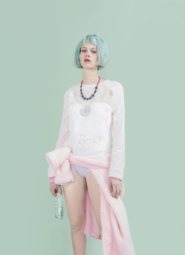 Lookbook sleepwear Oysho by Ernesto Artillo  (9)