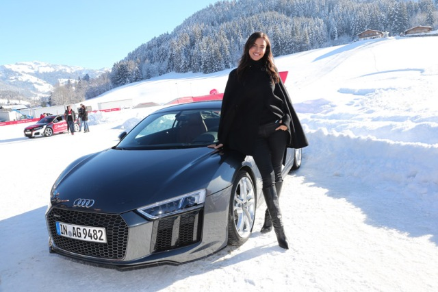 AUDI At Hahnenkamm Race Weekend in Kitzbuehel